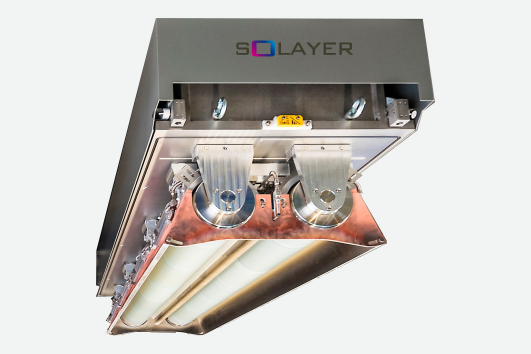 SOLAYER - Dual Rotatable Magnetron