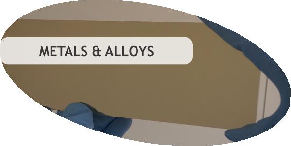 SOLAYER - R & D: Metals & Alloys