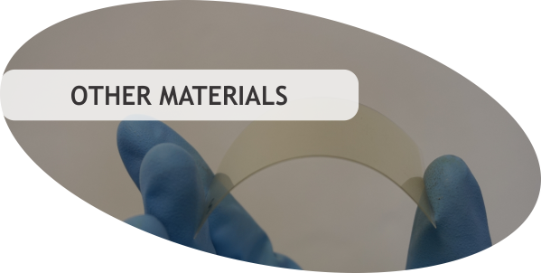 SOLAYER - R & D: Other materials